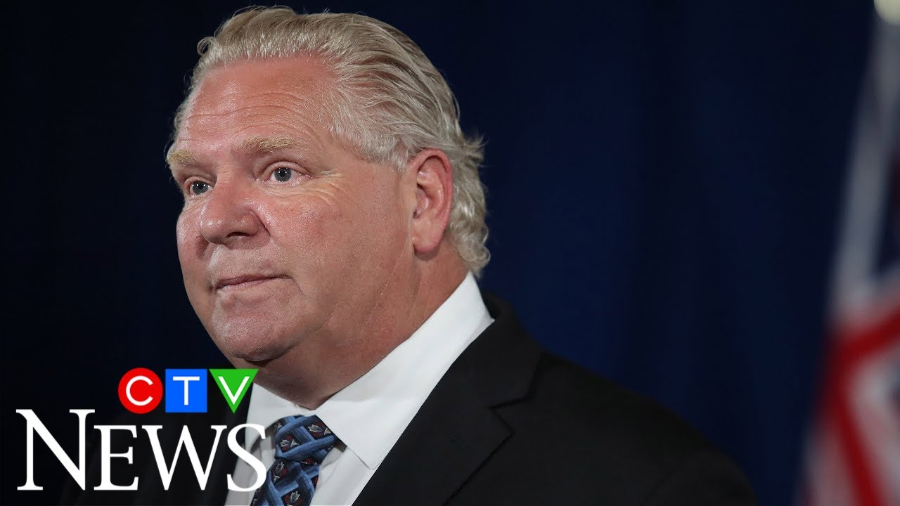 Doug Ford won't campaign for Erin O'Toole in the next federal election 1