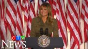 U.S. First Lady Melania Trump at RNC: Trump is an authentic person who loves his country 5