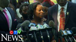 Jacob Blake's family calls for calm after shooting 8