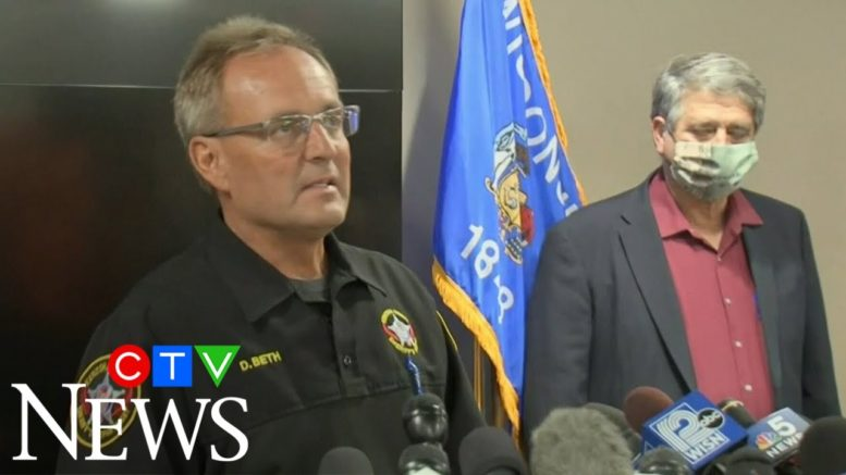 'Oh hell no': Kenosha sheriff on calls to deputize local gun owners 1