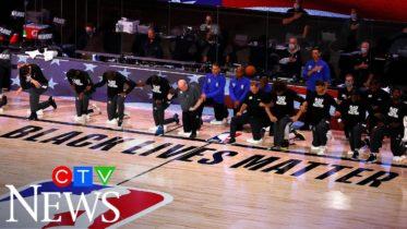 Milwaukee Bucks take a stand after Jacob Blake shooting, NBA postpones several playoff games 6