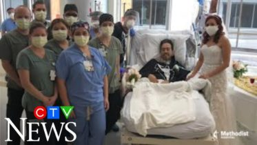 Nurses at Texas hospital plan wedding for COVID-19 patient 6