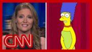 Marge Simpson fires back at Trump adviser's critique of Kamala Harris 5