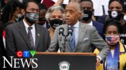 'We'll never let America forget': Sharpton calls for reform, leads civil rights march on Washington 5
