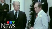 CTV News Archive: Trudeau visits the White House 4