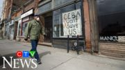 COVID-19: Ottawa extending business loan program, but is it too late for some? 1