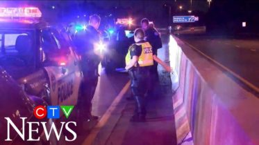 12-year-old boy goes for two-hour joyride on Toronto highway 6