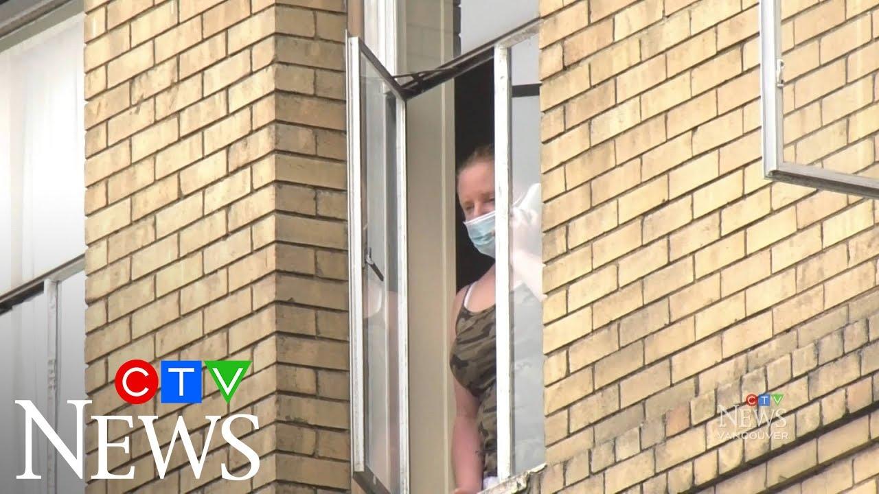 Canadian returning home regrets not having quarantine plan 3