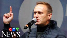 Germany says that Alexei Navalny was poisoned with Soviet-era nerve agent 4