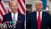 Joe Biden, Donald Trump exchange attacks in duelling campaign stops 4