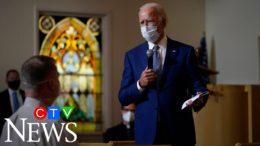 'A president's words matter': Joe Biden speaks in Kenosha 6