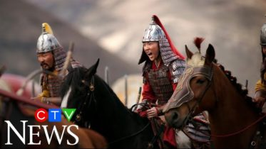 Movie Reviews: Spectacular action scenes in new 'Mulan' 3