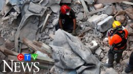 Rescuers may have found signs of life in Beirut blast rubble 2