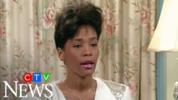 CTV News Archive: 1985 interview with Whitney Houston 2