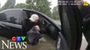 Ohio motorist rescued by police officer in waist-high water 2