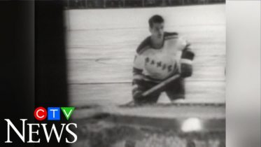 CTV News Archive: 1967 interview with Hockey Hall of Famer Rod Gilbert 6