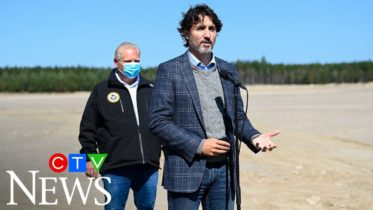 COVID-19 pandemic: Prime Minister Trudeau warns second wave could prompt another lockdown 6