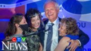 'I'm excited about tonight's results': Higgs wins majority government in New Brunswick 2