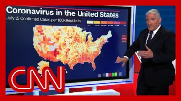 John King breaks down how coronavirus may affect the presidential election 6