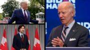 Biden rips Trump's COVID-19 response in comparison to Canada 3