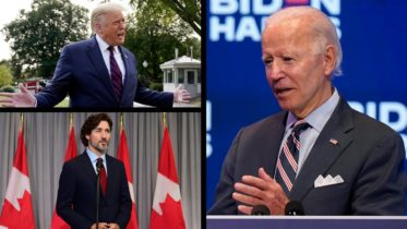 Biden rips Trump's COVID-19 response in comparison to Canada 6