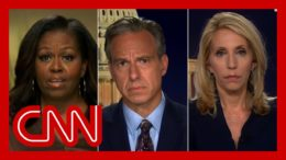 Tapper: This is not the kind of thing you hear first ladies talk about 2