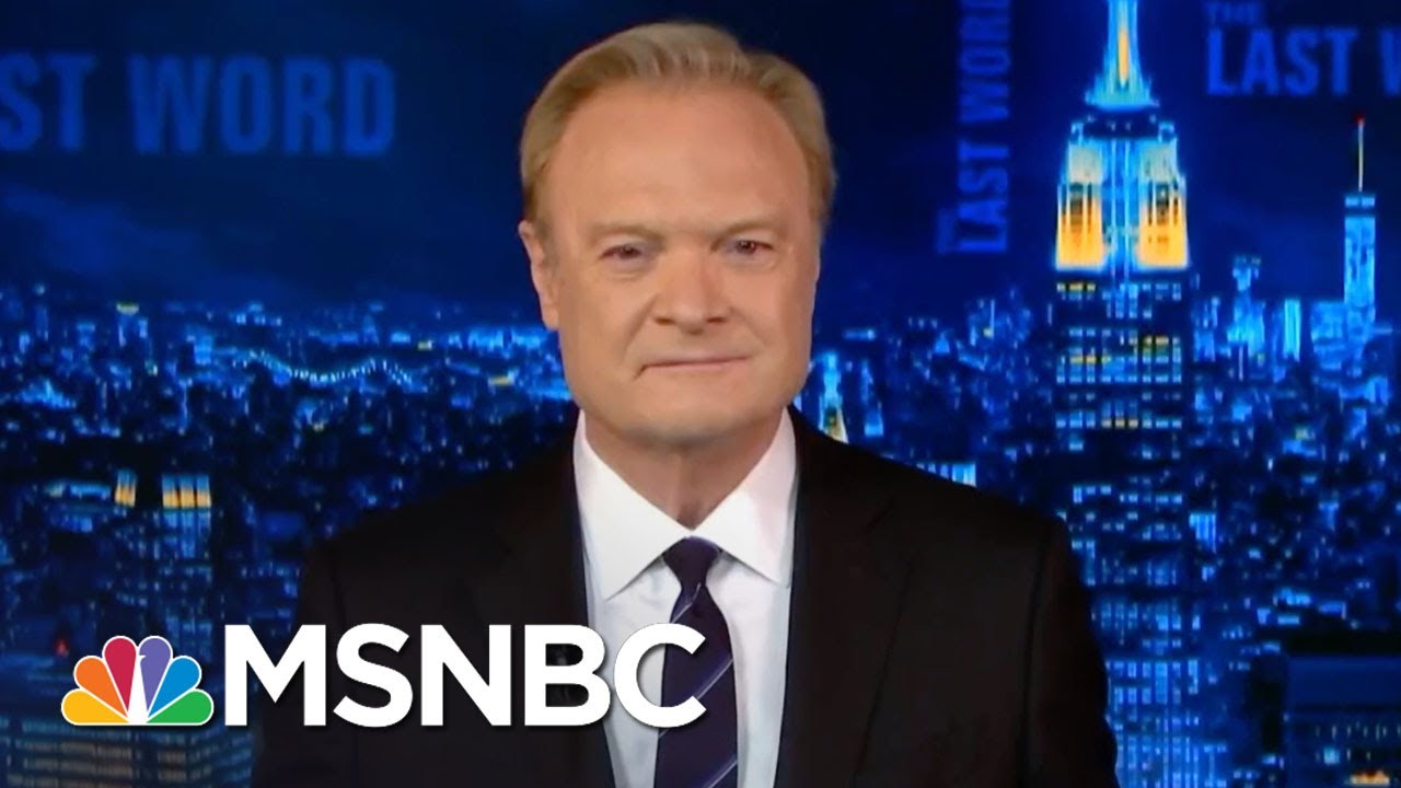 Watch The Last Word With Lawrence O'Donnell Highlights: August 12 | MSNBC 6