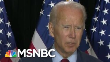 Biden Leads Trump By 11 Points Nationally | Morning Joe | MSNBC 5