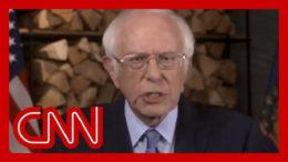Bernie Sanders tells supporters to vote Biden during DNC speech 9