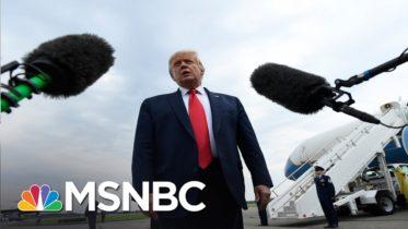 Trump Fires Attacks On Kamala Harris | MSNBC 6