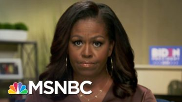 Michelle Obama Issues Blistering Takedown Of Trump In DNC Speech | The 11th Hour | MSNBC 6
