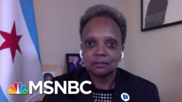 Chicago Mayor: USPS Shouldn't Be A Partisan Issue | Morning Joe | MSNBC 6
