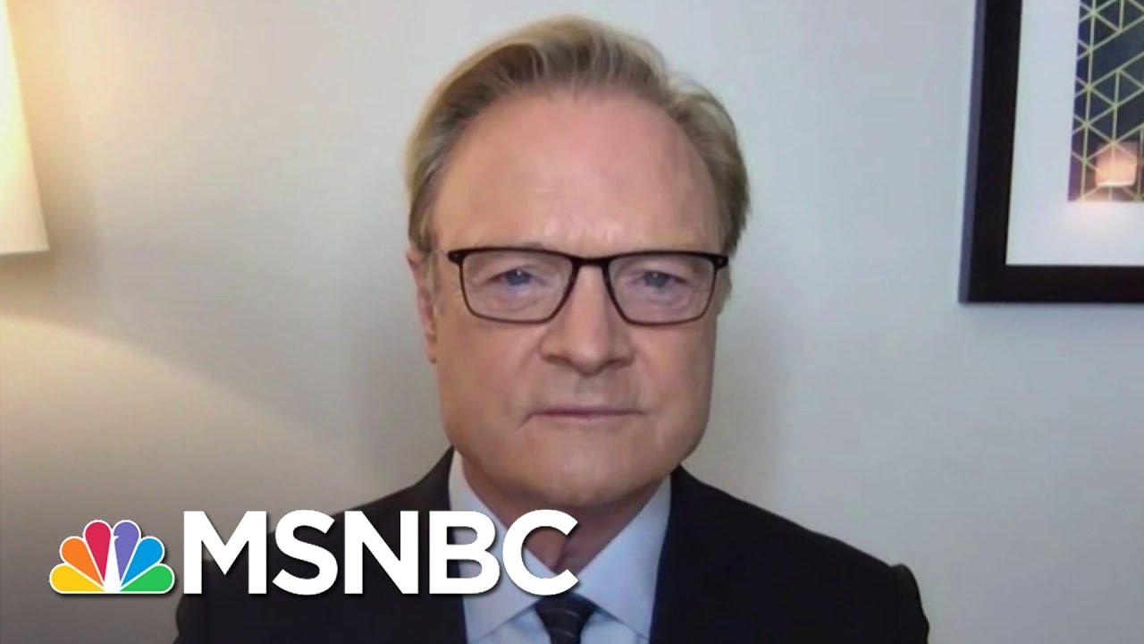 Lawrence: Obama Warns Trump Will Cheat To Win | MSNBC 1