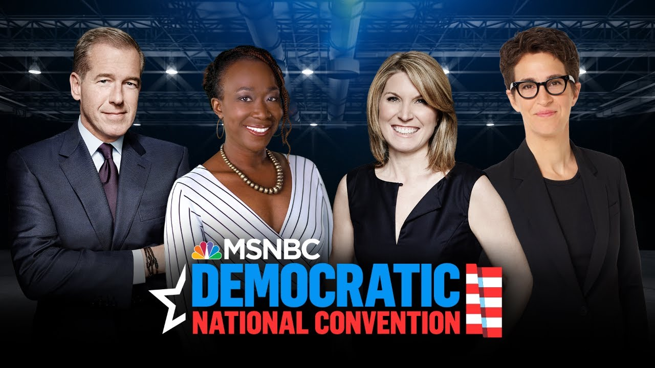 Watch: Democratic National Convention: Day 4 | MSNBC 5