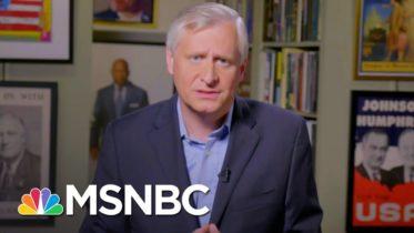 Historian Jon Meacham On Why He Felt He Had To Endorse Biden | The 11th Hour | MSNBC 6