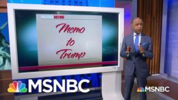 Memo to Trump: 'You Made A Low-Effort, Empty Gesture In A Shallow Attempt To Pander To Women' |MSNBC 7