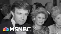 White House Reacts To Secret Recordings On Eve Of Republican National Convention | MSNBC 4