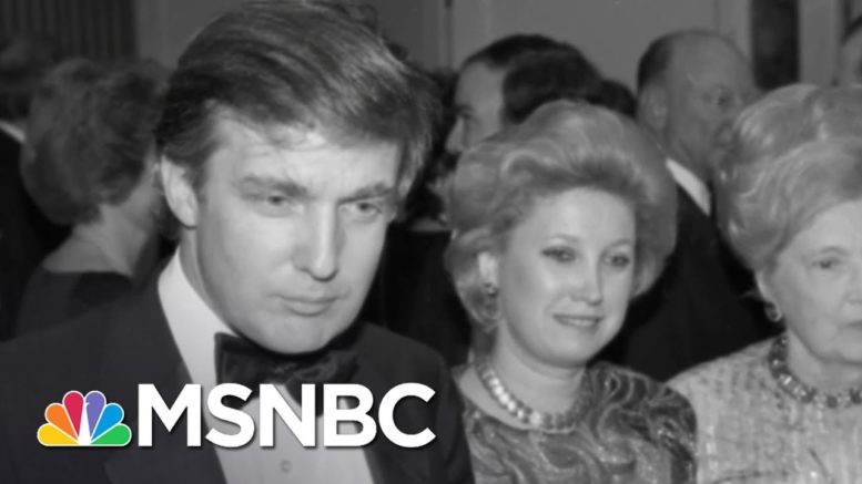 White House Reacts To Secret Recordings On Eve Of Republican National Convention | MSNBC 1
