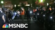 Protests Descend Upon Charlotte Ahead of RNC | MSNBC 2