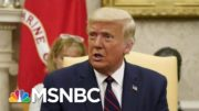 New York Attorney General Reveals Investigation Into Trump Organization | MTP Daily | MSNBC 5