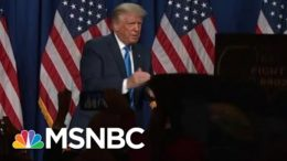 Fact Checking President Trump: 'Zero Evidence That Election Is Being Rigged' | MTP Daily | MSNBC 4