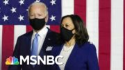 With The Convention Now Behind Them, Biden & Harris Look To Maintain The Momentum | Deadline | MSNBC 3