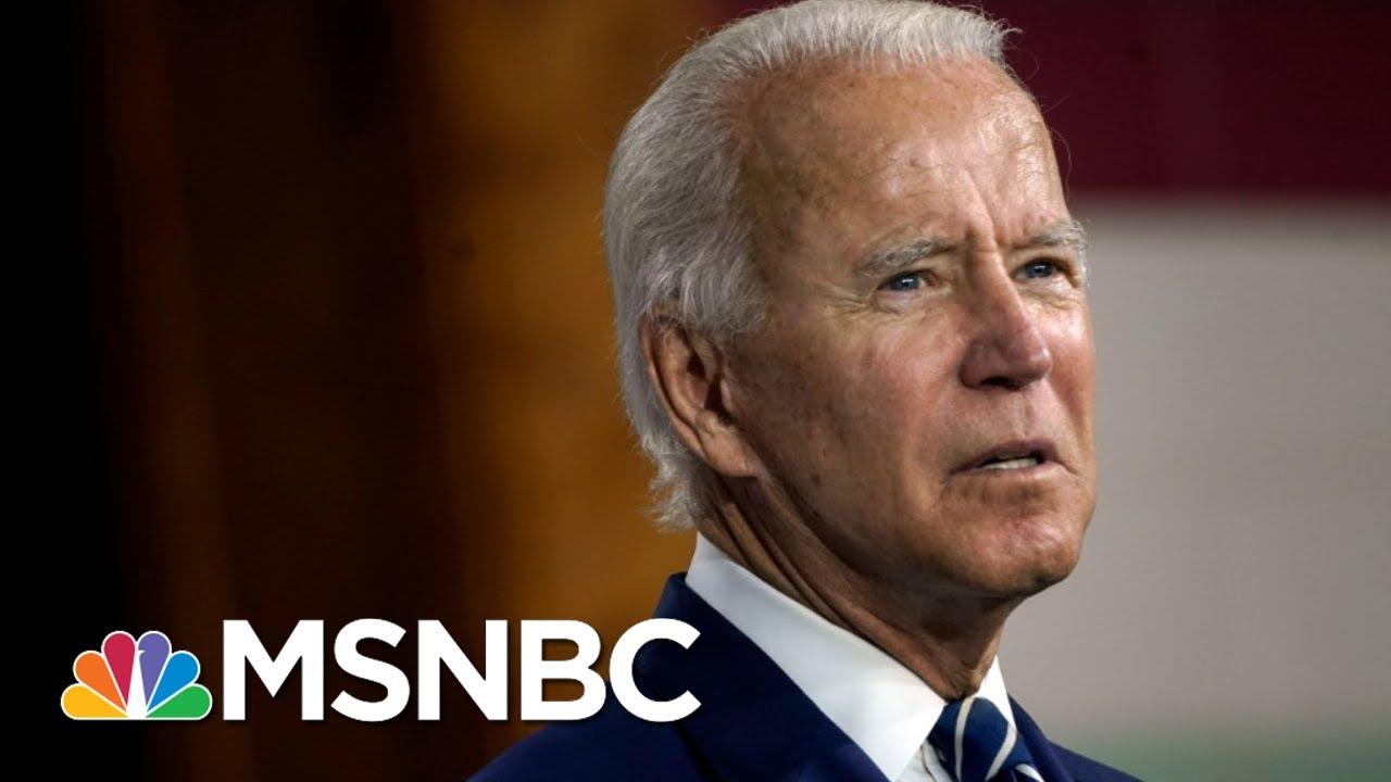 The RNC Kicks Off With A Flurry Of GOP Endorsements… For Joe Biden | Deadline | MSNBC 1