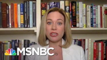 Elise Jordan: I Am Shocked With 'How Precipitously Of A Fall The GOP Has Taken' | Deadline | MSNBC 6