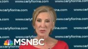 Carly Fiorina: Dems Also Can't Ignore Nativism, Racism | Morning Joe | MSNBC 2