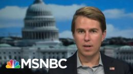 Fmr. DHS Chief Of Staff Details Decision To Leave Trump Administration | MTP Daily | MSNBC 7