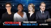 Watch Live With Analysis: Republican National Convention Day 2 | MSNBC 4