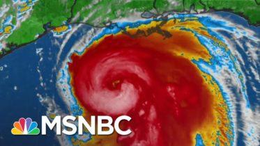 Residents Evacuate As Hurricane Laura Strengthens To Take Aim At Gulf Coast   Craig Melvin   MSNBC 6