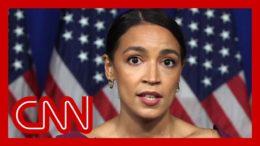 Alexandria-Ocasio Cortez seconds Bernie Sanders' DNC nomination 8