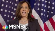 Wallace: Kamala Harris 'Indicted Donald Trump With Donald Trump's Own Words' | Deadline | MSNBC 4
